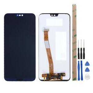 ECRAN DE TÉLÉPHONE VITRE TACTILE +Écran LCD complet Huawei P20 lite/n