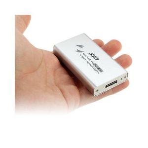 DISQUE DUR EXTERNE Boitier gris argent Adaptateur Disque dur SSD 6gb/