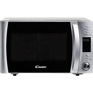 MICRO-ONDES CANDY - CMXW30DS - Micro-ondes - Silver - 30L - 9