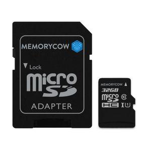 CARTE MÉMOIRE Kingston - Carte Mémoire Micro SD 32Go pour Sony X