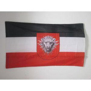DRAPEAU DÉCORATIF Drapeau Afrique orientale allemande 1885-1919 150x