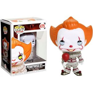 FIGURINE - PERSONNAGE Figurine It / Ca - Pennywise with Balloon Exclusiv