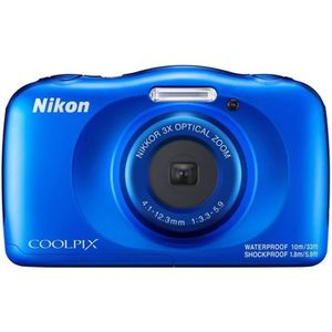 APPAREIL PHOTO COMPACT COOLPIX W150 bleu