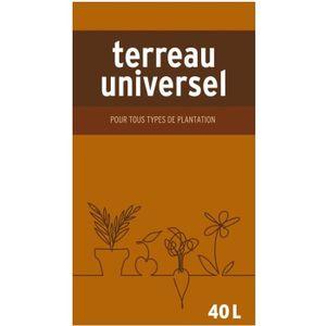 TERREAU - SABLE Terreau universel pour tous types de plantation -