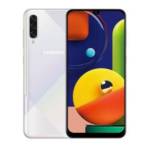 SMARTPHONE Samsung Galaxy A50S Smartphone 6Go + 128Go Caméra