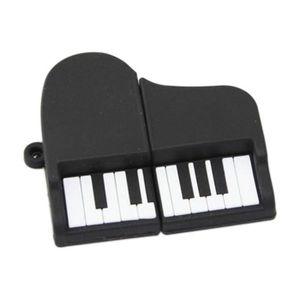 CLÉ USB Disque Piano U USB Lecteur de mémoire Flash de 4 G