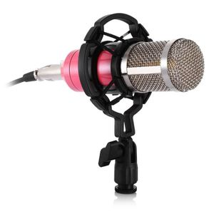 MICROPHONE Microphone Enregistrement Studio Radio Kit Microph