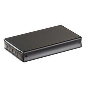 BOITIER POUR COMPOSANT Boîtier USB 3.0 en aluminium pour disques durs SAT