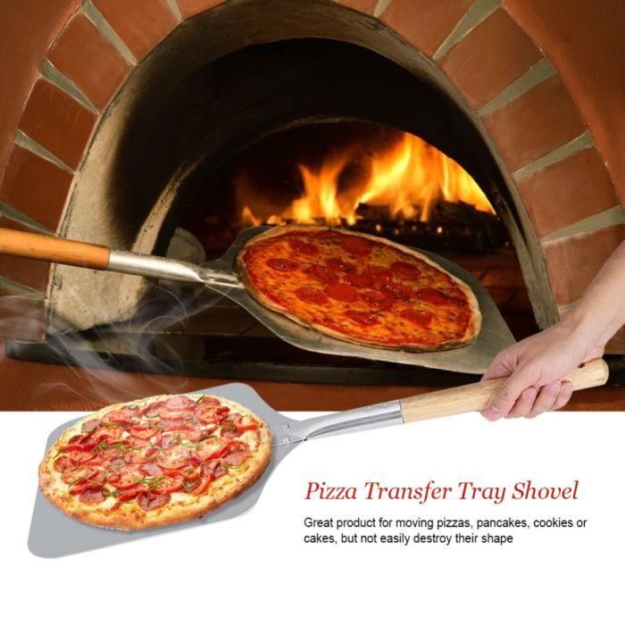 Pizza au four pelle 66CM