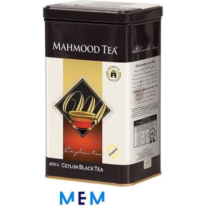 Thé noir de Ceylan MAHMOOD TEA 450 gr