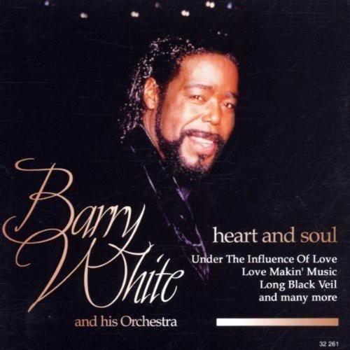 Barry White - Heart & Soul