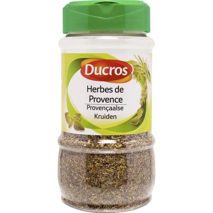 DUCROS Herbes de Provence - Grand flacon - 120 g