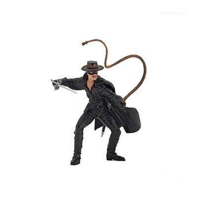 Zorro au fouet