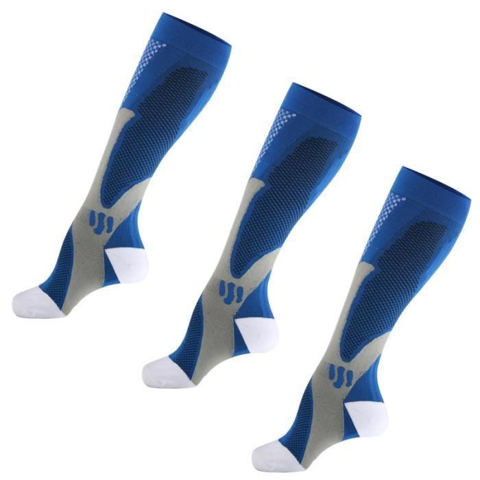 Chaussettes de sport souples respirantes Bas médicaux pour varices CHAUSSETTES DE RECUPERATION - CHAUSSETTES DE