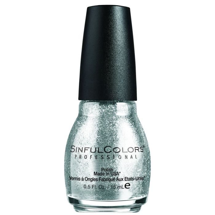 SINFUL Vernis à ongles n° 923 Queen Of Beauty - 15 ml