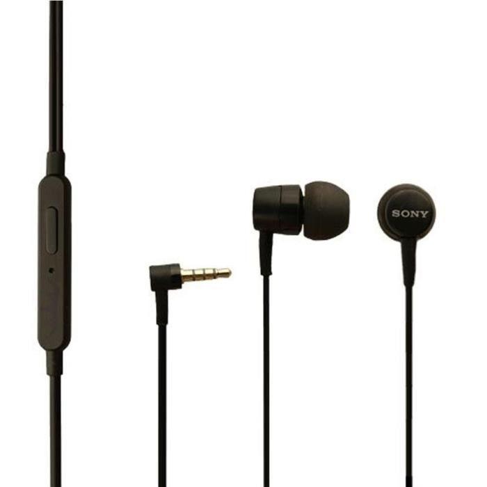 Sony MH750 Ecouteurs pour Xperia Z Noir