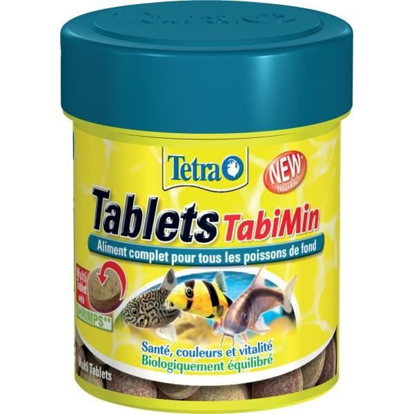 Tetra Tabimin Tablettes 66ml