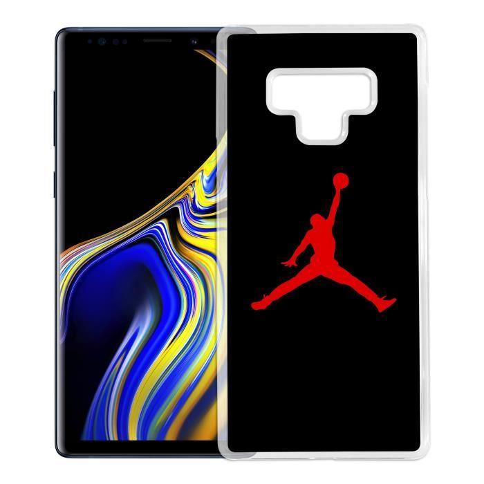 Coque Samsung Galaxy Note 9 - Jordan Basketball Lo