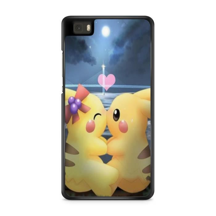 COQUE - BUMPER Coque Huawei P9 LITE   Pokemon go team pokedex Pik