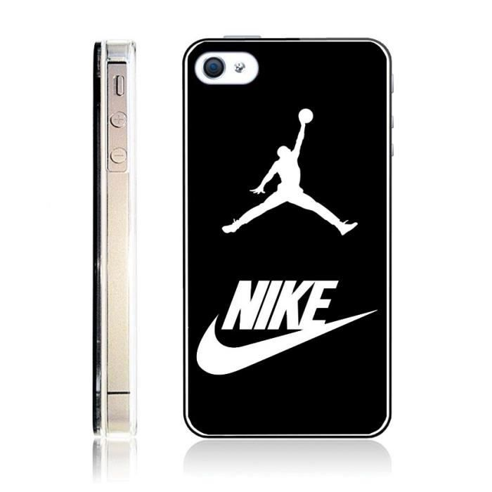 coque nike air iphone 4 4s achat coque bumper pas cher avis et meilleur prix cdiscount. Black Bedroom Furniture Sets. Home Design Ideas