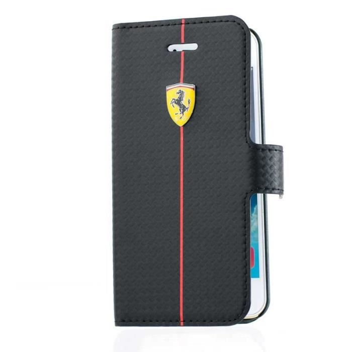 ferrari etui housse scuderia pour samsung galax achat. Black Bedroom Furniture Sets. Home Design Ideas