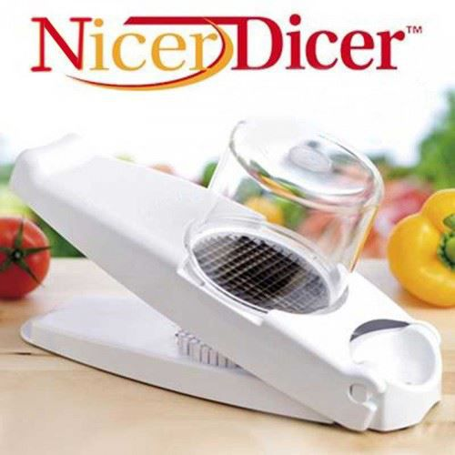 Nicer dicer coupe legume facile achat vente mandoline de cuisine nicer dicer coupe legume fa - Nicer dicer coupe legumes ...