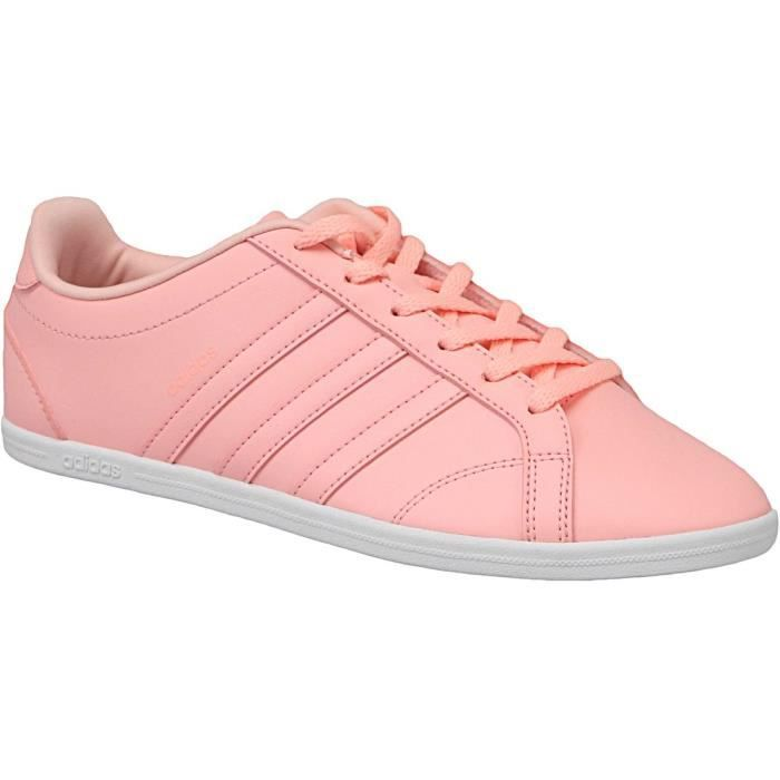 adidas basket rose