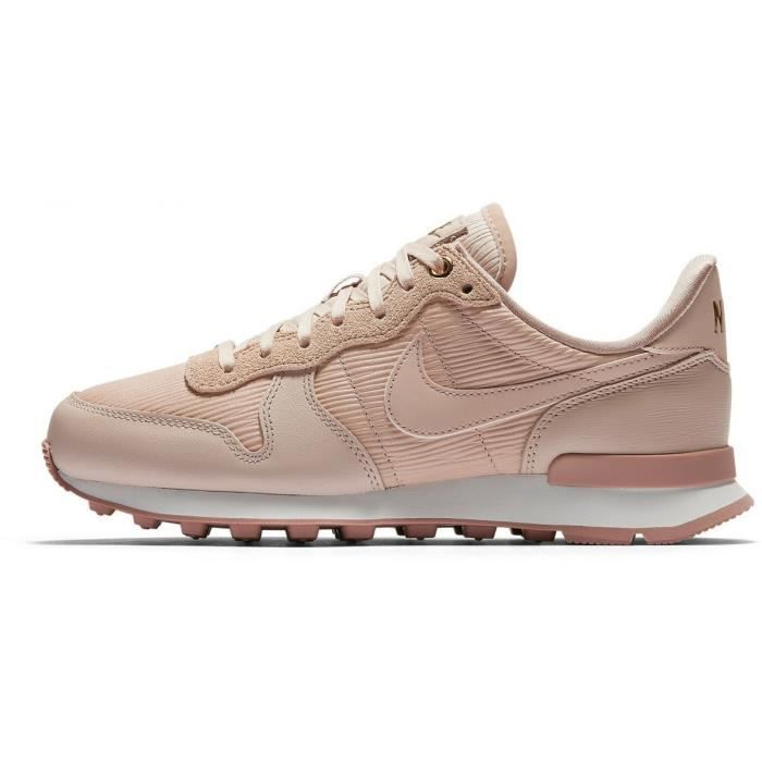 basket nike internationalist femme rose