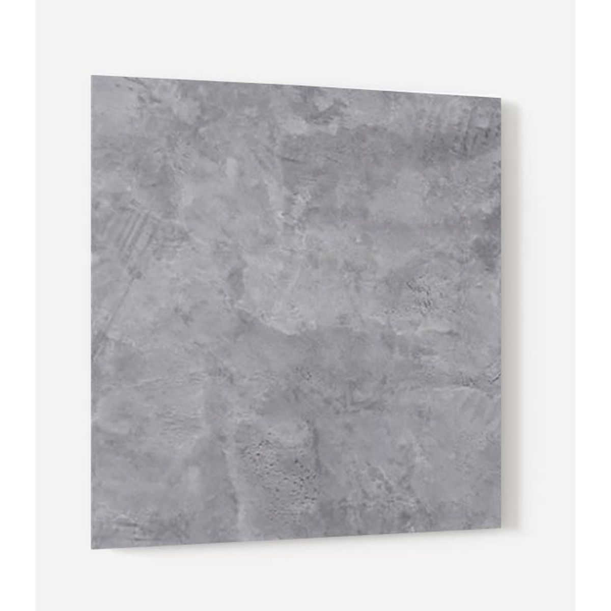 """Beton De Synthese Avis fond de hotte """"texture béton"""" en verre de synthèse l, 60 x h"""