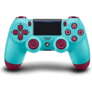 MANETTE JEUX VIDÉO Manette PS4 DualShock 4 Berry Blue V2