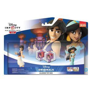 FIGURINE DE JEU Pack Toy Box Aladdin Disney Infinity 2.0 Originals