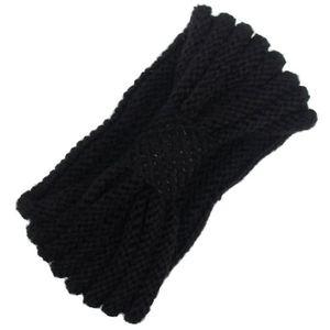PACK APPAREIL RÉFLEX Femmes Tricoter Headband Handmade garder chaude Ba