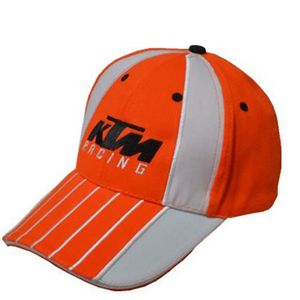 CHAPEAU - BOB Casquette KTM Racing Team OFFICIAL CAP TEAM KTM
