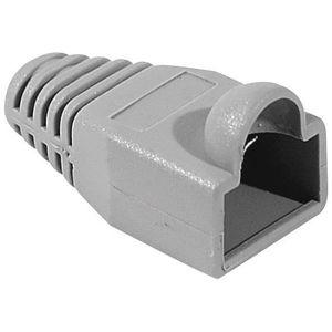 CÂBLE RÉSEAU  Manchon RJ45 5.5mm gris (sachet de 10)