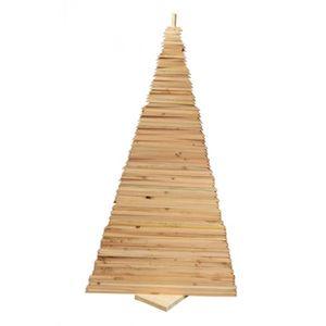SAPIN - ARBRE DE NOËL Sapin en bois 170 cm - BALMAY BOIS