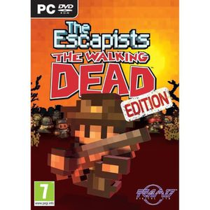 JEU PC The Escapists The Walking Dead