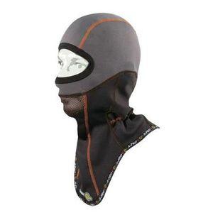 A-pro Sous Vetements Motard Masque Protege Visage Moto Casque Soie 100/% noir