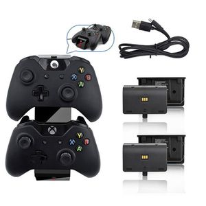 DOCK DE CHARGE MANETTE Dual Dock Chargeur Station pour Manette Xbox One J