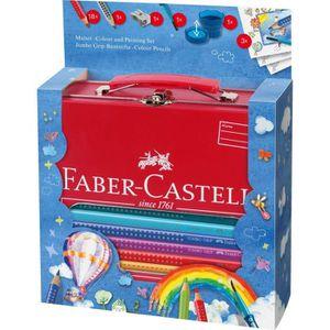 CRAYON DE COULEUR Faber-Castell Grip Jumbo Coffret cadeau