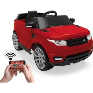 VOITURE ELECTRIQUE ENFANT FEBER - Voiture Electrique pour Enfant Range Rover