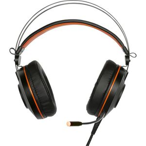 CASQUE AVEC MICROPHONE Micro-Casque Gaming PC Konix World Of Tanks GH-40-