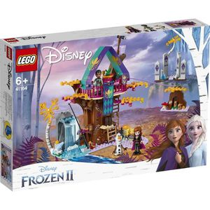 ASSEMBLAGE CONSTRUCTION LEGO® l Disney La Reine des neiges 2 - 41164 - La