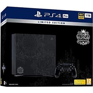 CONSOLE PS4 Playstation 4 Pro - Console 1 To + Édition spécial