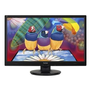 "ECRAN ORDINATEUR ViewSonic Ecran VA2445-LED - 23.6"" - Dalle TN"