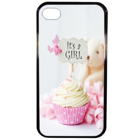 coque originale it s a girl apple iphone 4 4s