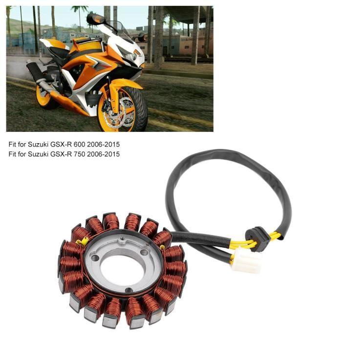 RIN Stator Magneto Bobine D'Allumage Générateur Accessoire Fit Pour Suzuki Gsx-R 750 2006-2015 31401-01H00