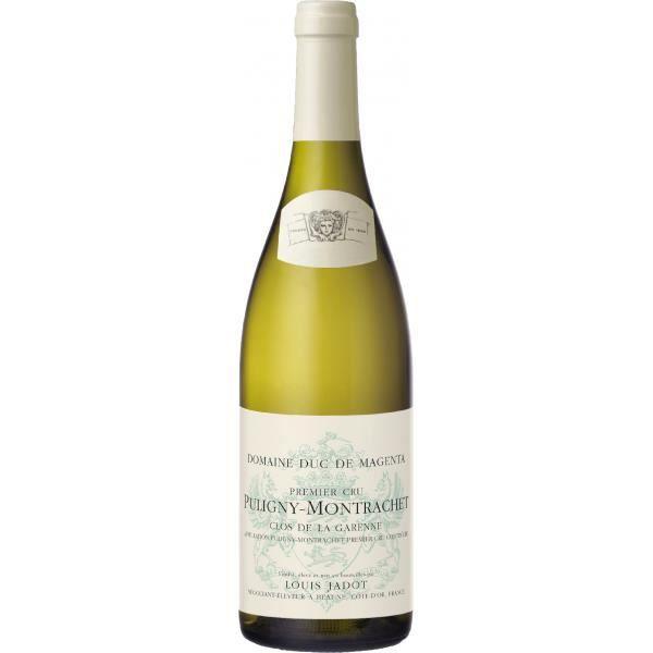 6x Louis Jadot - Puligny-Montrachet 1er Cru - Clos de La Garenne - Côte de Beaune - 2016 - Blanc