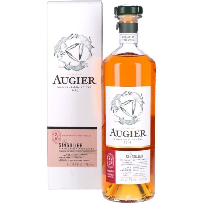 Liqueur (ou Alcool) - Cognac Augier Le Singulier