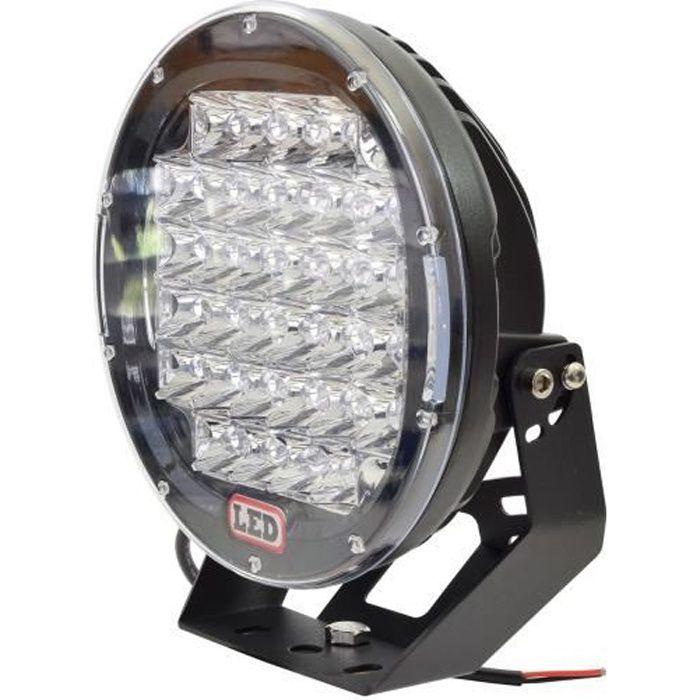 feux led longue portée 32 LED - 9- - 225mm