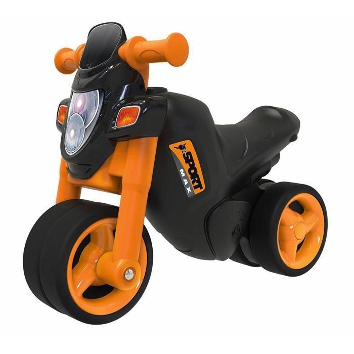 Big 800056361 BIG-Sport-Bike - Porteur pour enfant - Moto Sport